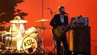 """Four Kicks & Muchacho"" Kings of Leon@Wells Fargo Center Philadelphia 1/19/17"