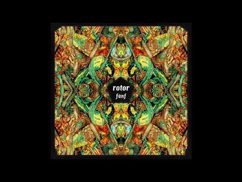"""Rotor """"Fünf"""" (Full Album) 2015 Instrumental Stoner Rock"""