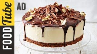 Black Forest Frozen Cheesecake  Jamie Oliver