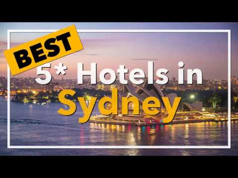 🔴 Best 5 Star Hotels In Sydney, Australia