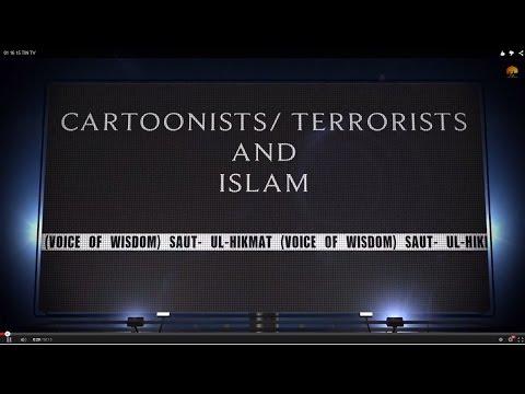 Cartoonists / Terrorists & Islam