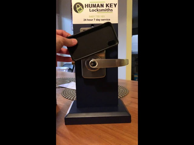 Carbine Cel 3 in 1 Human Key Locksmiths Melbourne