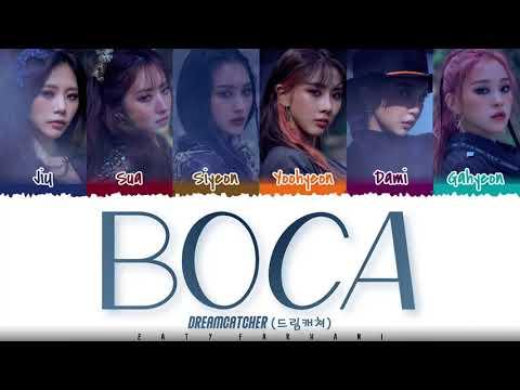 Download DREAMCATCHER - 'BOCA' Lyrics [Color Coded_Han_Rom_Eng]