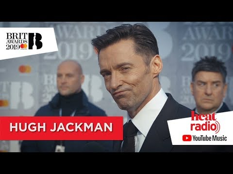 Hugh Jackman reveals his love for P!NK at the BRITS Mp3