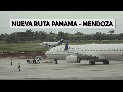 NUEVA RUTA COPA AIRLINES PANAMA - MENDOZA (ARGENTINA) // Travel Tips