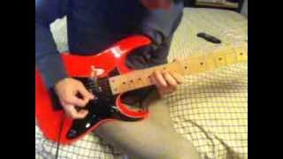 Johnny Monaco - Panama-ish/ Van Halen