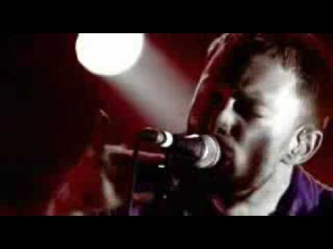 Radiohead Idioteque Live (perfect audio)