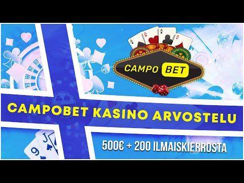 Campobet Casino Online 【TÄYSI arvostelu & kolikkopelit 2021】 video preview