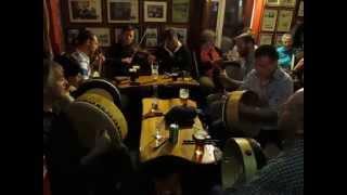 Johnny Mcdonagh, John Joe Kelly, Robbie Walsh and others - Craiceann video notes 2015
