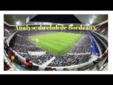 Analyse de la situation des Girondins de Bordeaux