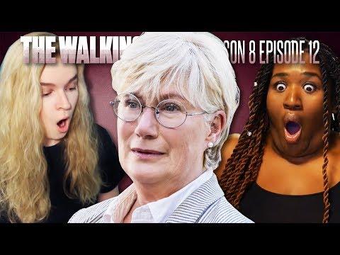 The Walking Dead: Season 8, Episode 12 Fan Reaction Compilation!