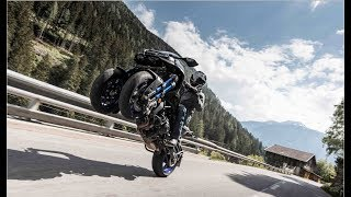 2019 Yamaha NIKEN First Ride Review! - On Two Wheels