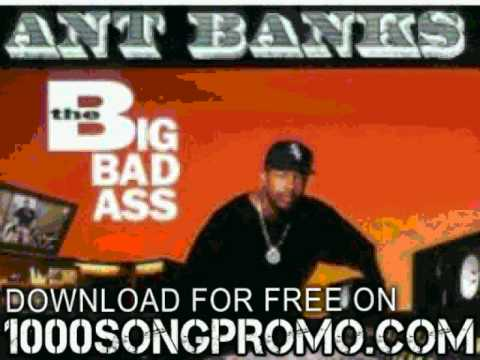 Ant Banks - Packin' A Gat - The Big Badass