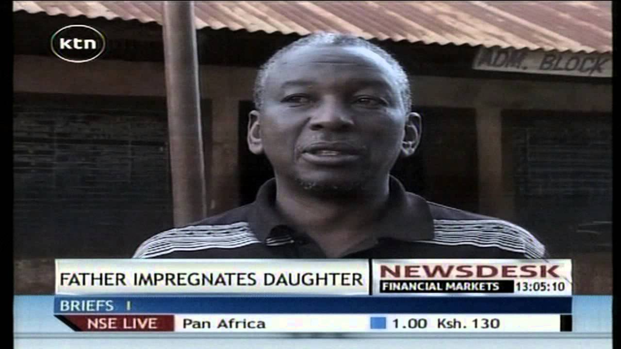 Daddy impregnates teen daughter