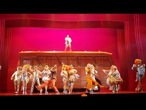 GO WEST - AUSTRALIAN CAST OF PRISCILLA QUEEN OF THE DESERT