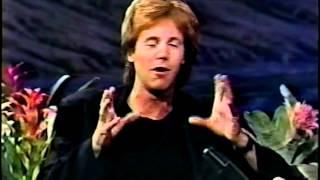 Dana Carvey with Jay Leno Tonight Show September 1992