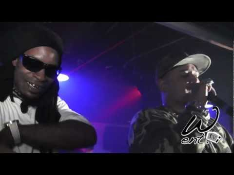 Mr. Cheeks - Live At ICONS FairFax VA Only On W.A.S.T.E TV