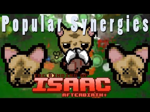 The Binding of Isaac Afterbirth Plus | Cricket! | Popular Synergies!