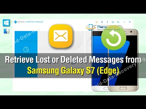 How to Retrieve Deleted Texts on Android without Computer