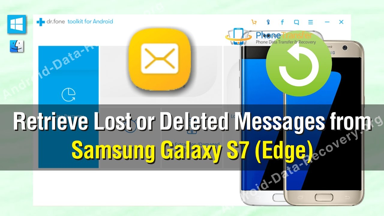 How to Undelete Deleted SMS Text Messages from Samsung Galaxy Phone