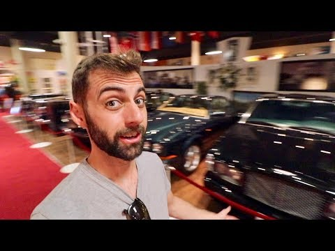 Cayman Island Car Scene - HUGE Private Collection + $6.6 Million Condo Tour
