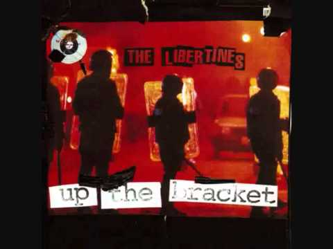 Libertines - What A Waster (with lyrics)
