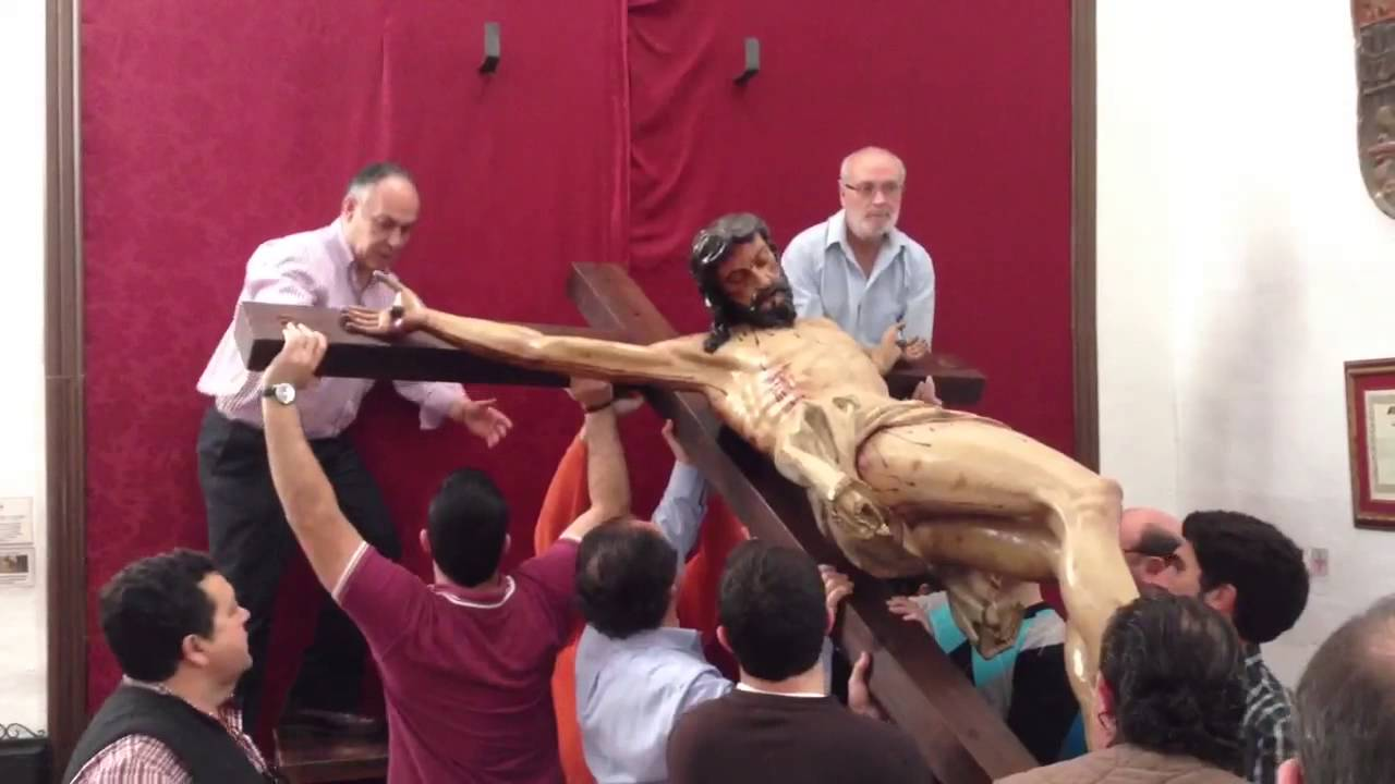 Resultado de imagen de cofradia cristo de los estudiantes caceres