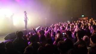 Prinz Pi - Die letzte Ex Live München Muffathalle 03.10.2013 HD