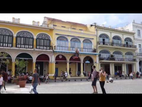 A week's visit to Cuba