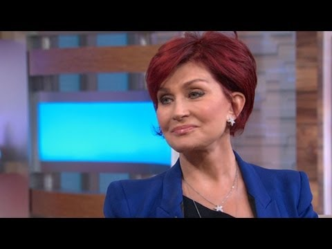 Sharon Osbourne Interview: Losing Weight With Atkins Diet