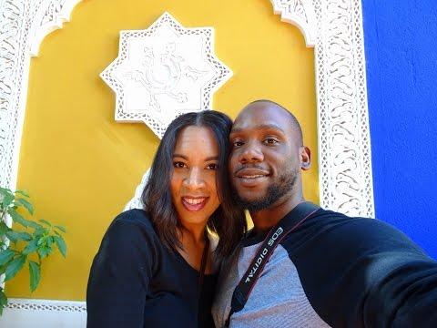 Marrakech Morocco - Riad Helen Tour - YSL Garden - Travel Vlog - Inside Hart