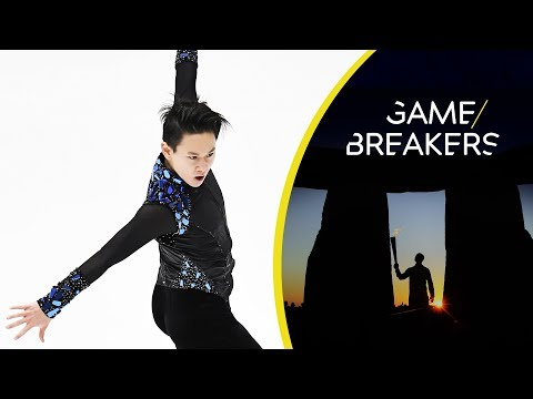 Denis Ten: The Figure Skater Who Put Kazakhstan on the Map | GameBreakers