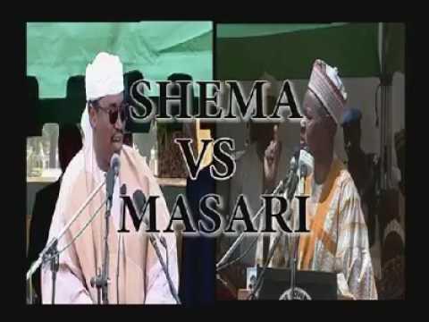 Shema Vs Masari message to katsina state