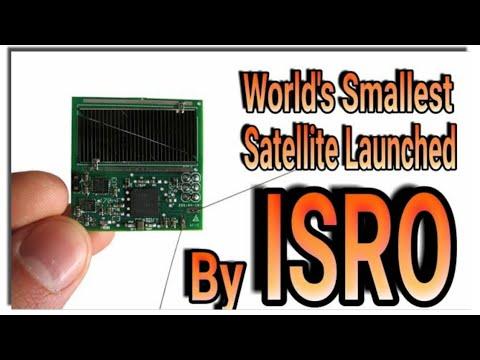 ISRO launched Interstellar Satellite/world