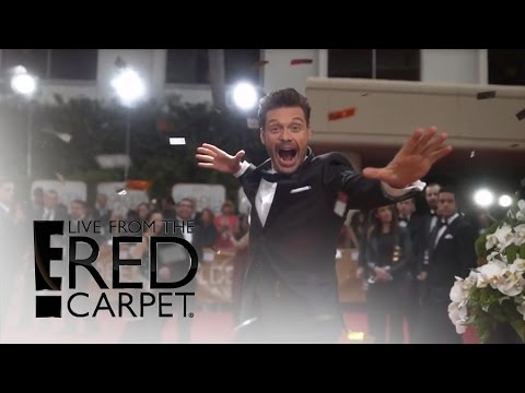 Ryan Seacrest Celebrates 10 Years On E!'s Red Carpet | Live From The Red Carpet | E! News