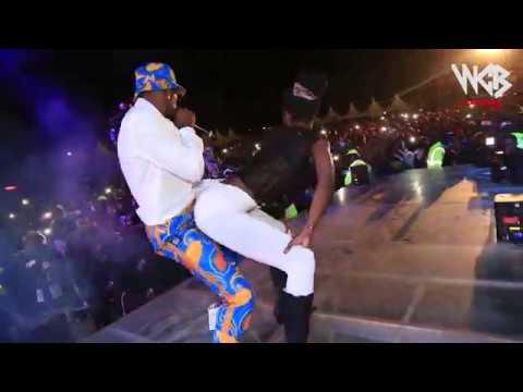 Diamondplatnumz Live Performance at Naivasha / Nairobi 2017 (part 1)