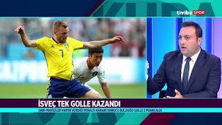 Dünya Kupası Ekranı - 18 Haziran 2018 (İsveç 1-0 Güney Kore)