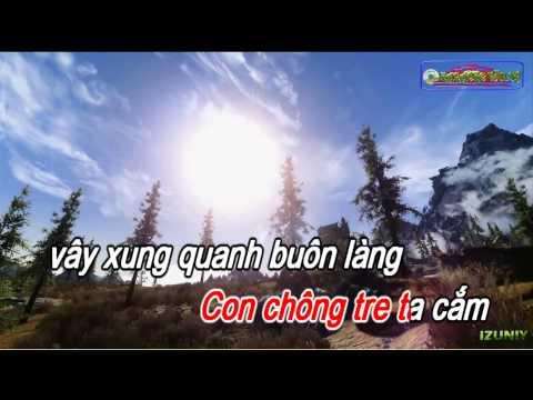 KARAOKE RUNG XANH VANG TIENG TALU