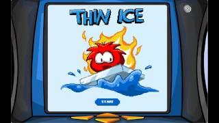 Gambar cover Club Penguin Music - Thin Ice