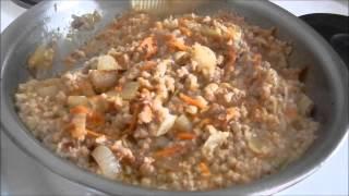 Готовим соевый фарш вкусно и полезно!
