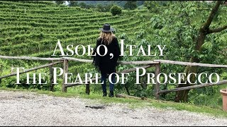How To Find Good Prosecco  Sparkling Wine ? Explore Asolo! Treviso, Italy