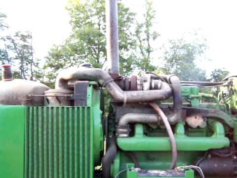 John Deere 4020 Turbo