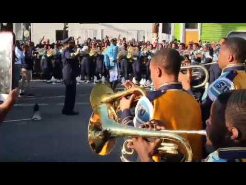 Battle of the Bands - Southern University Marching Band