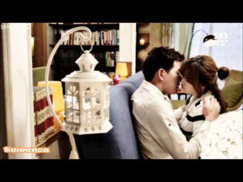 Lee Sang Yoon & Goo Hye Sun's Kisses in drama Angel Eyes