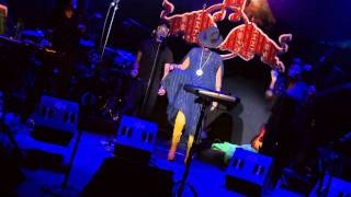 Erykah Badu - On & On / ... & On (Live @ RBMA Madrid 2011)