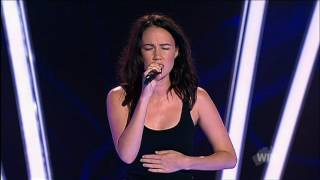 Voice AUS 2013 Auditions-Jac Stone sings Watch Over Me