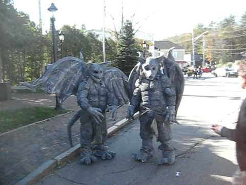 gargoyle costumes 2
