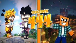 "Minecraft #444 - ""POKAZ ŚWIATA, KONIEC SEZONU, 24H LIVE!"""