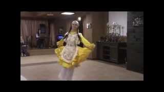 Астман Олеся. Татарский танец