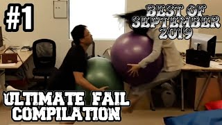 ULTIMATE FAIL COMPILATION - [ Try Not To Laugh ] - #1